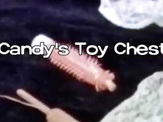 Candy Samples Fucktoy Chest