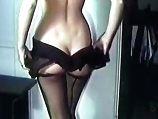 Love Me - Antique Stockings Striptease Erotic Music Flick
