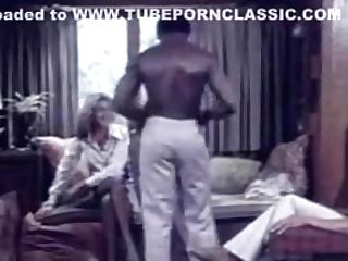 Two Women, Two Guys (interracial Antique Fourway Hookup!)