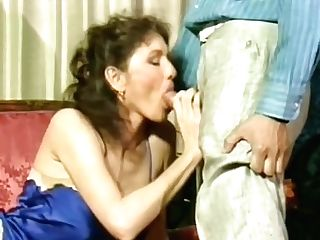 Crazy Old-school Scene With Patricia Pasquale And Anne Karna