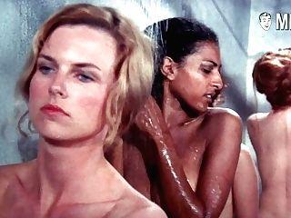 Naked Pam Grier Retro Compilation Vid